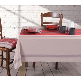 Τραπεζομάντηλο (140x140) Nef-Nef Kitchen Rules Grey/Red