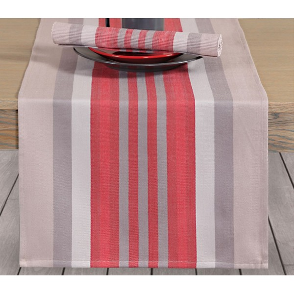 Τραβέρσα Nef-Nef Kitchen Rules Grey/Red