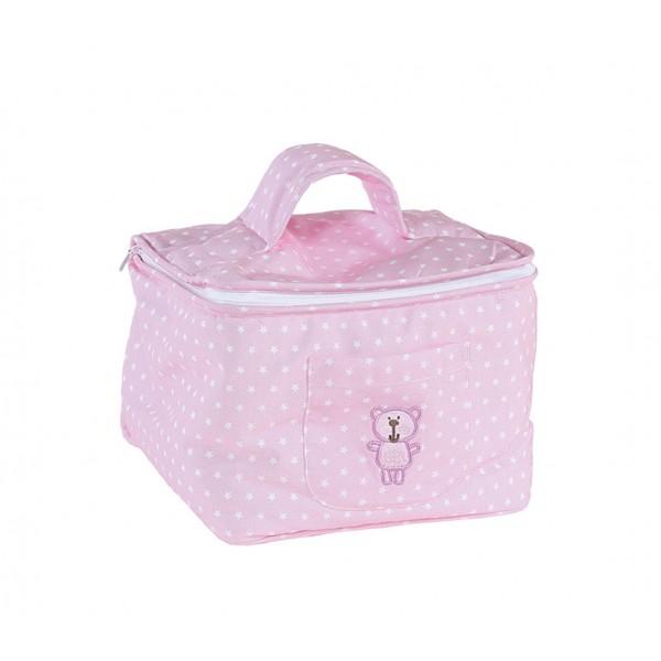 Βρεφικό Νεσεσέρ Nef-Nef Baby Bears Pink