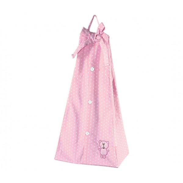 Θήκη Απλύτων Nef-Nef Baby Bears Pink