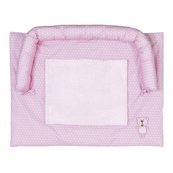 Κάλυμμα Αλλαξιέρας Nef-Nef Baby Bears Pink
