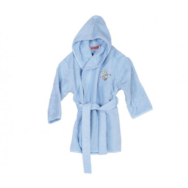 Βρεφικό Μπουρνούζι Nef-Nef Baby Dream With Me Blue