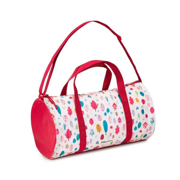 Παιδική Τσάντα Γυμναστηρίου Lilliputiens Κοκκινοσκουφίτσα