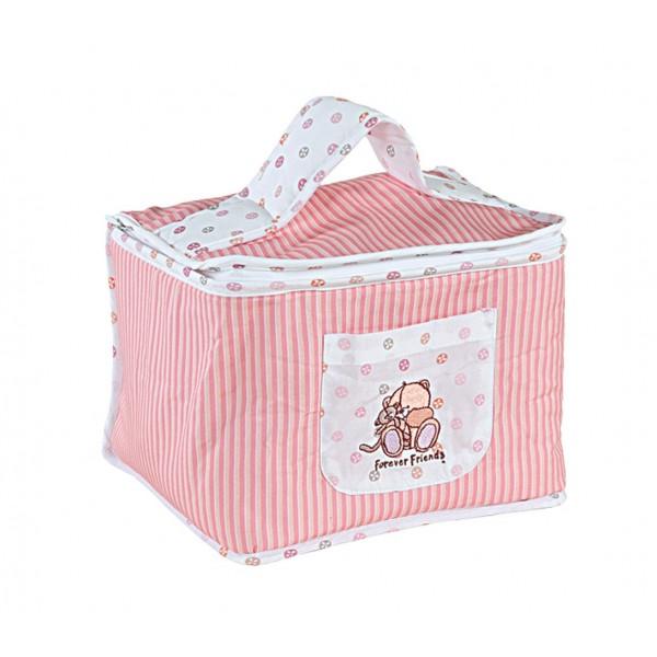 Βρεφικό Νεσεσέρ Nef-Nef Baby FF Big Hugs Pink
