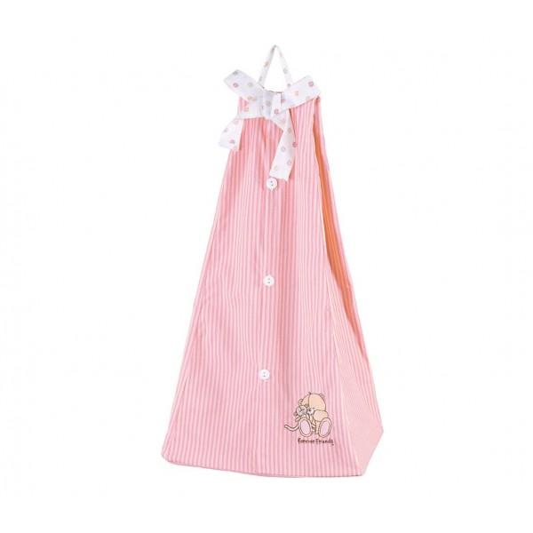 Θήκη Απλύτων Nef-Nef Baby FF Big Hugs Pink