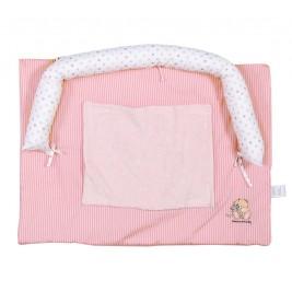 Κάλυμμα Αλλαξιέρας Nef-Nef Baby FF Big Hugs Pink