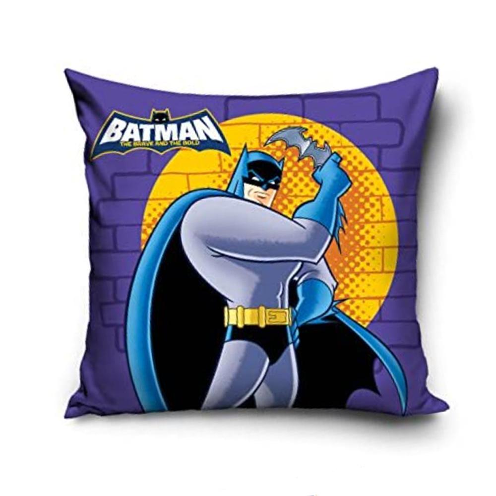 Διακοσμητική Μαξιλαροθήκη (40x40) Batman BAT163003