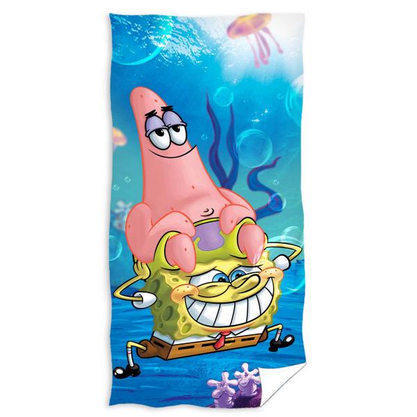 Παιδική Πετσέτα Θαλάσσης SpongeBob Squarepants SBOB163027