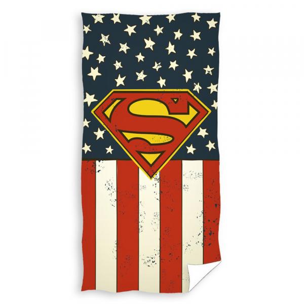 Παιδική Πετσέτα Θαλάσσης Superman SUP163013