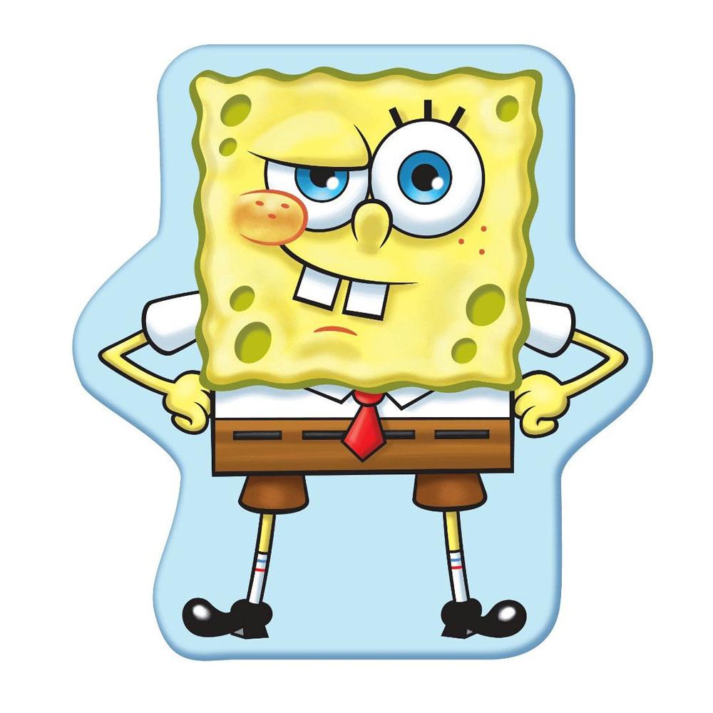 Διακοσμητικό Μαξιλάρι (35x40) SpongeBob Squarepants SBOBK173003