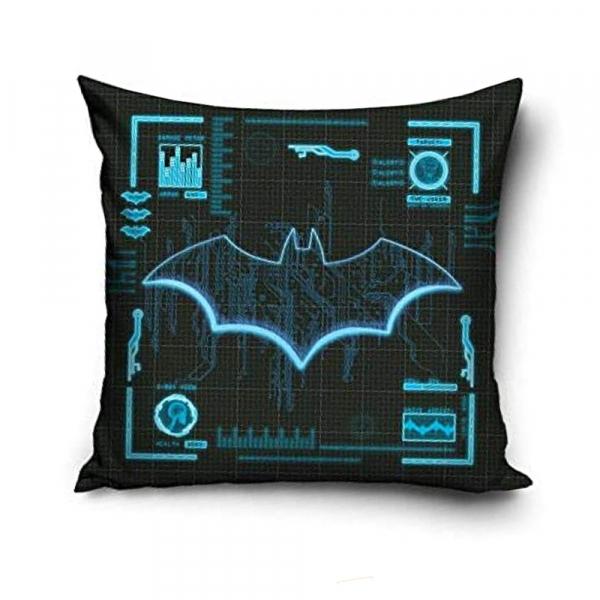 Διακοσμητική Μαξιλαροθήκη (40x40) Batman BAT183001