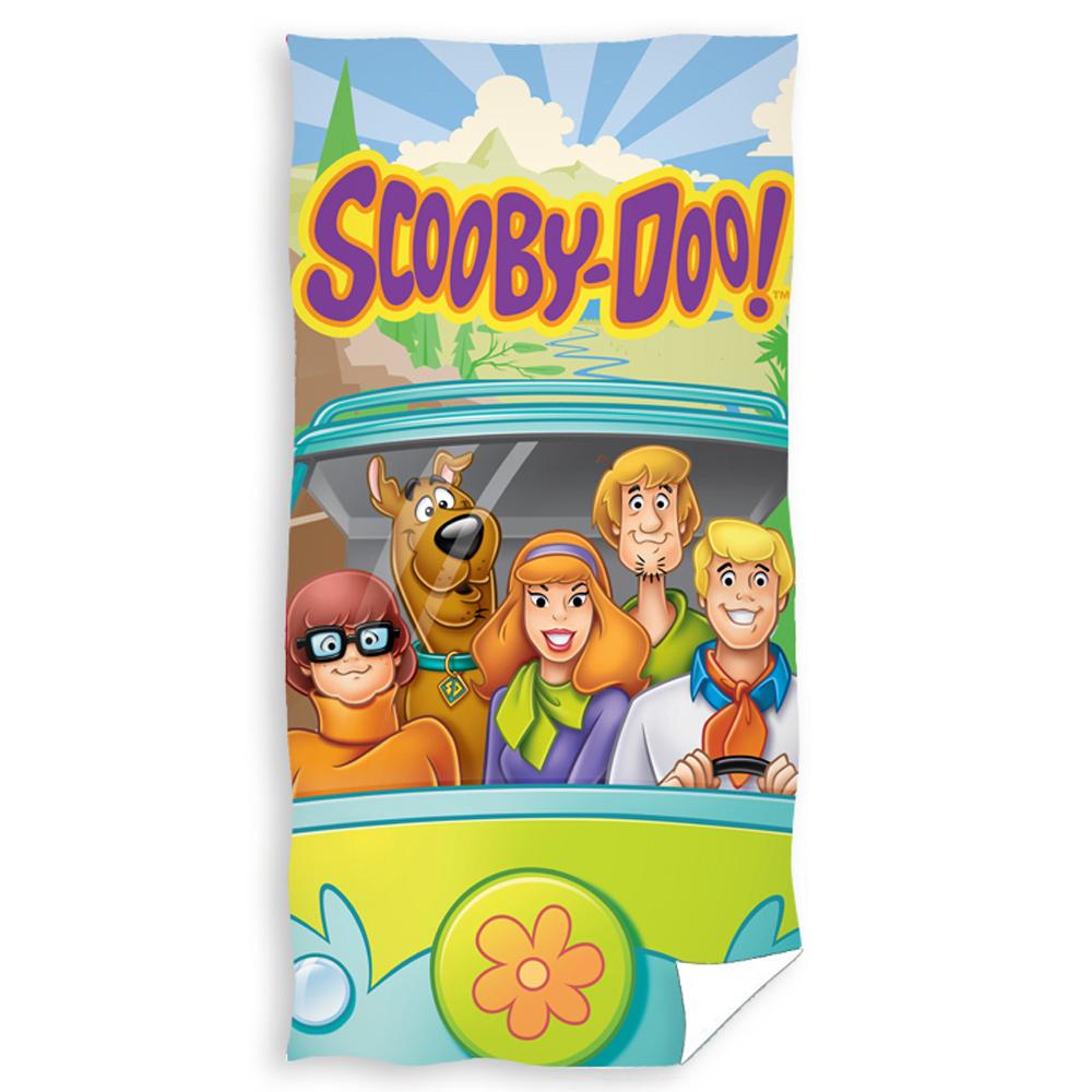 Παιδική Πετσέτα Θαλάσσης Scooby Doo SD188024