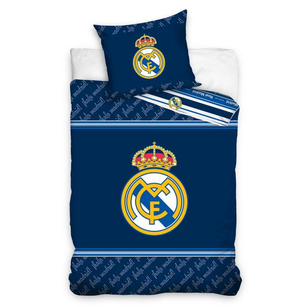 Παπλωματοθήκη Μονή (Σετ) Real Madrid RM186008