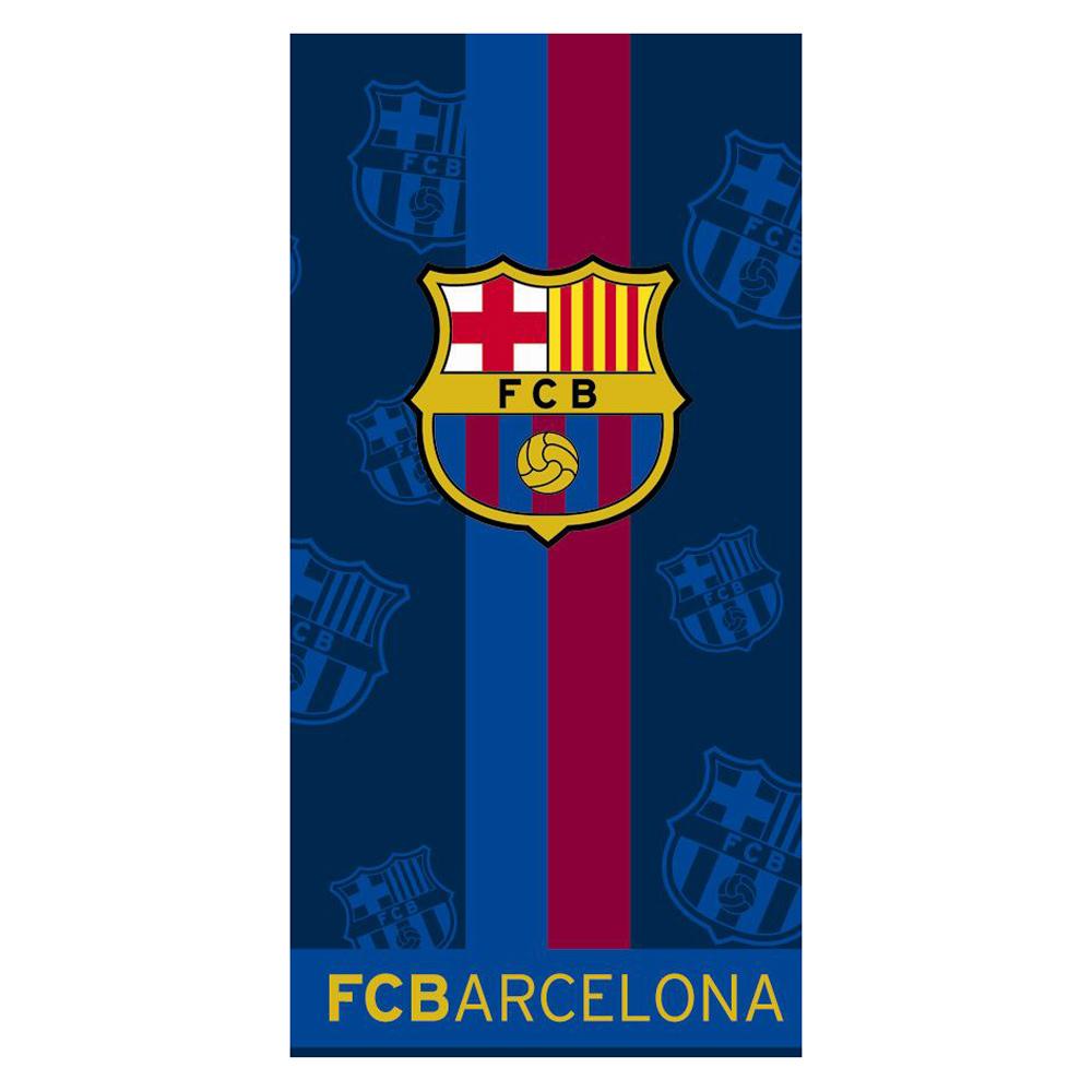 Πετσέτα Θαλάσσης FC Barcelona FCB4001