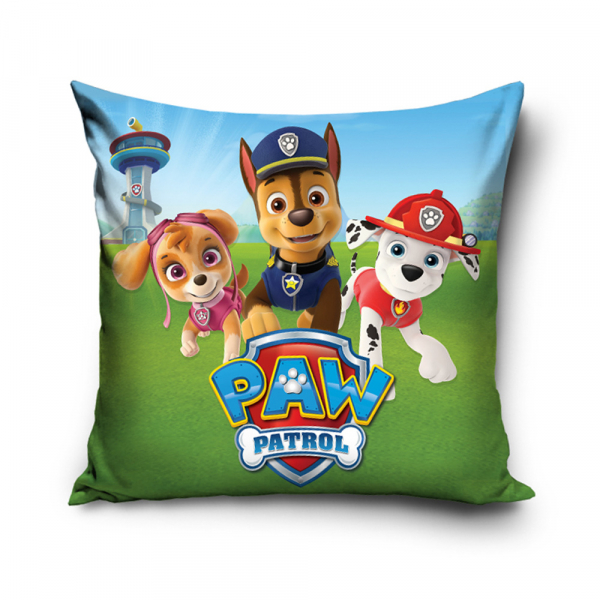 Διακοσμητική Μαξιλαροθήκη (40x40) Paw Patrol PAW188001