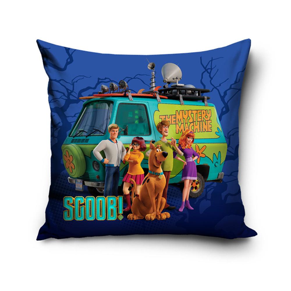 Διακοσμητική Μαξιλαροθήκη (40x40) Scooby Doo SD202009