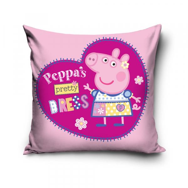 Διακοσμητική Μαξιλαροθήκη (40x40) Peppa Pig PP182036