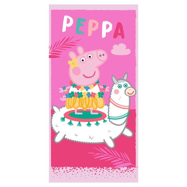 Παιδική Πετσέτα Θαλάσσης Peppa Pig PP192033