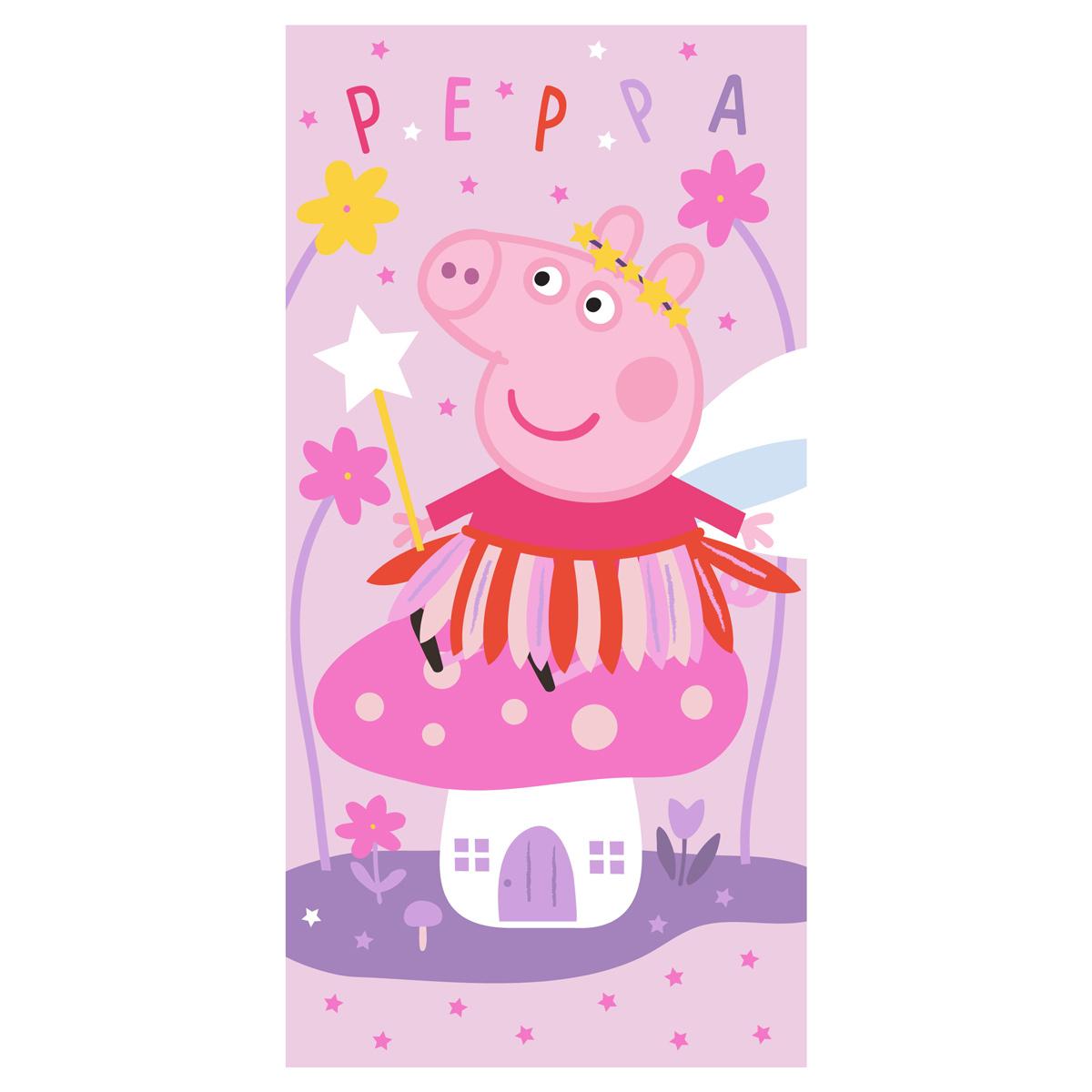 Παιδική Πετσέτα Θαλάσσης Peppa Pig PP192032