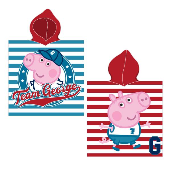 Παιδικό Πόντσο George Pig PP192042