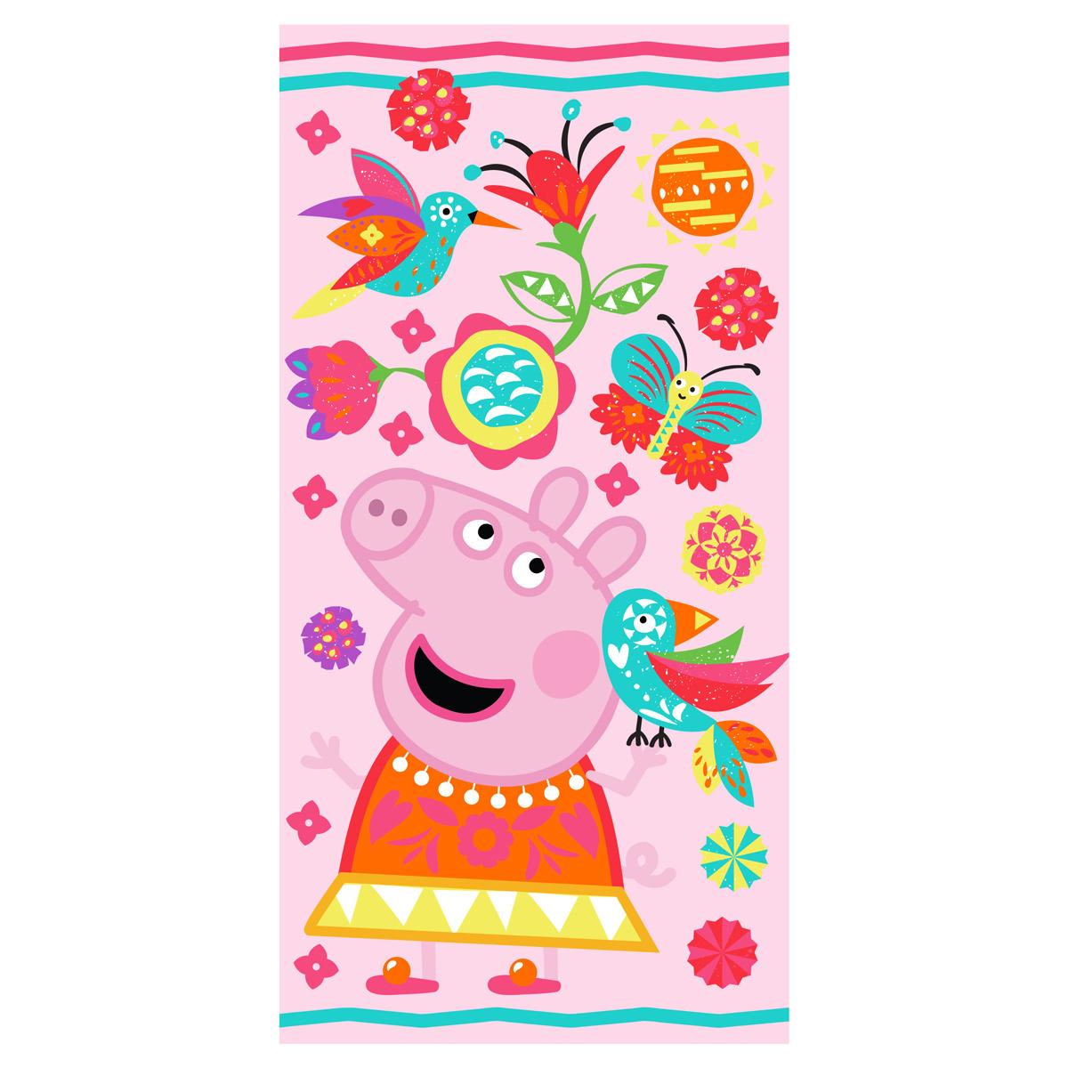 Παιδική Πετσέτα Θαλάσσης Peppa Pig PP192059