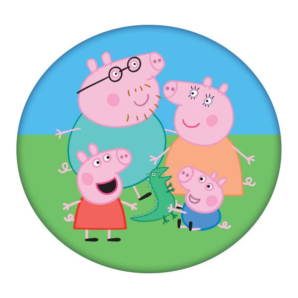 Διακοσμητικό Μαξιλάρι (35x30) Peppa Pig PP192022