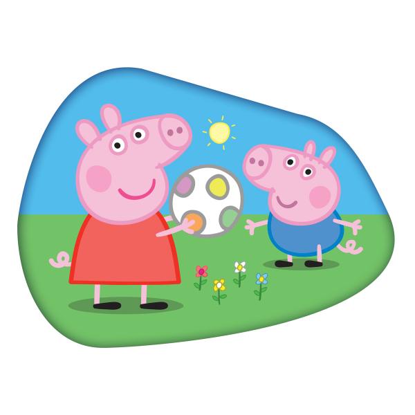 Διακοσμητικό Μαξιλάρι (38x25) Peppa Pig PP192024