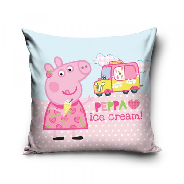 Διακοσμητική Μαξιλαροθήκη (40x40) Peppa Pig PP203007