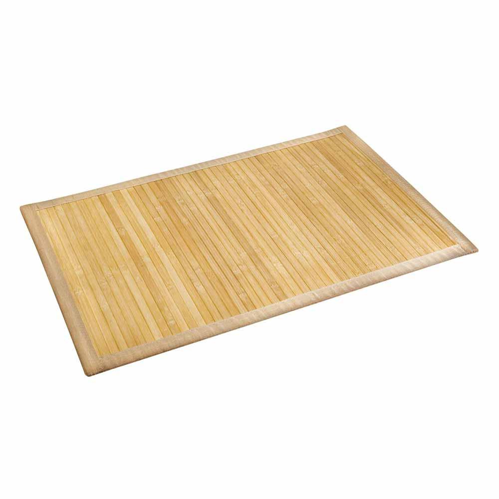 Πατάκι Μπάνιου (50x80) Wenko Bamboo 17996100