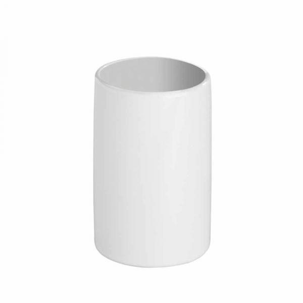 Ποτήρι Οδοντόβουρτσας Wenko Polaris White 19297100