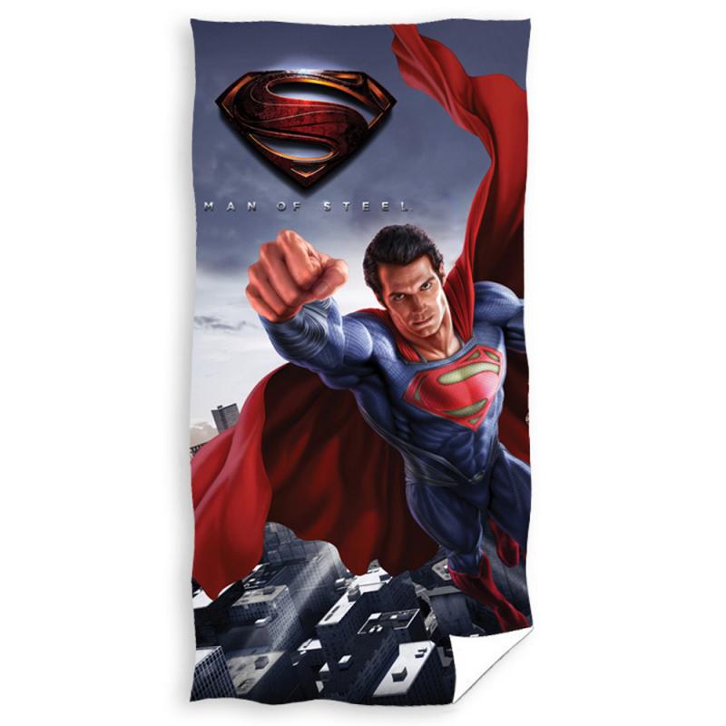 Παιδική Πετσέτα Θαλάσσης Superman SUP8002