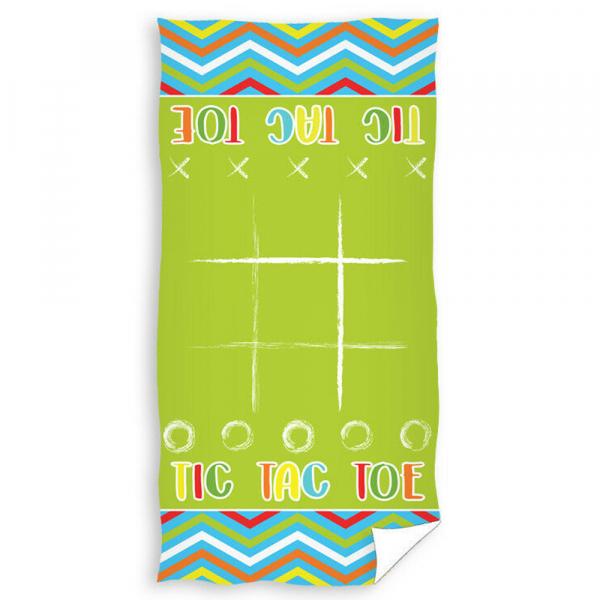 Παιδική Πετσέτα Θαλάσσης Τρίλιζα SUMMER173007B