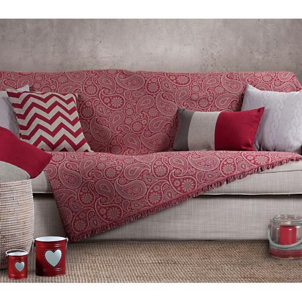 Ριχτάρι Τριθέσιου Nef-Nef Havana Red (180x300)