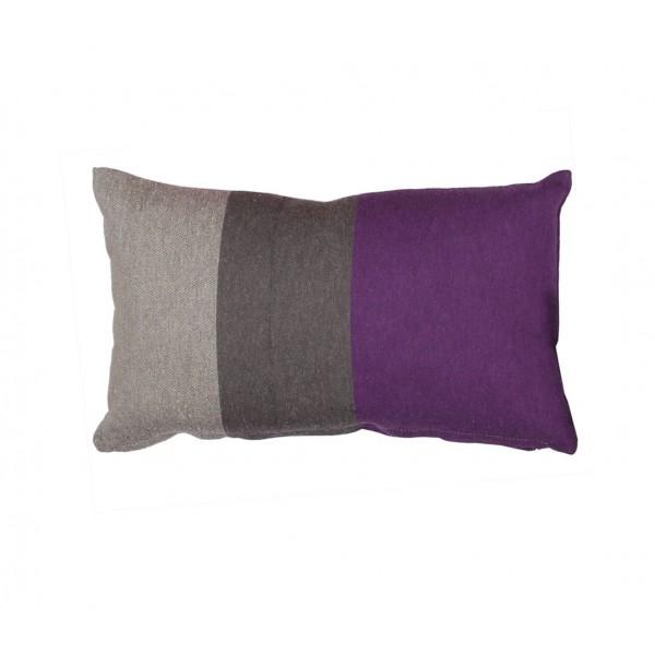 Διακοσμητικό Μαξιλάρι Nef-Nef Tricolor Purple