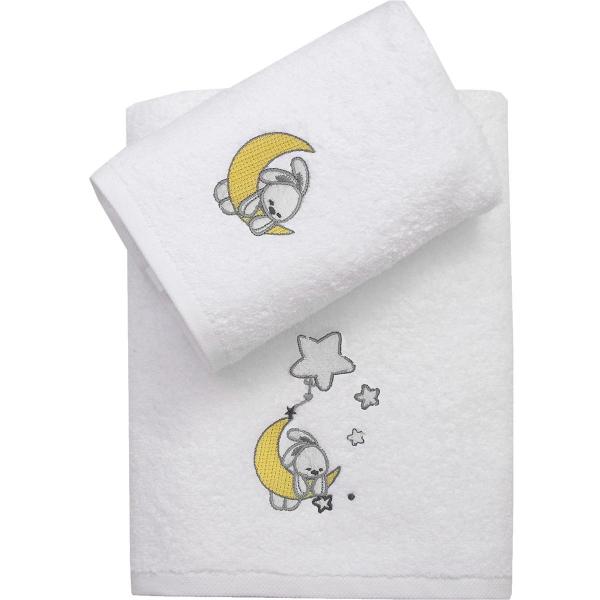 Βρεφικές Πετσέτες (Σετ 2τμχ) Viopros Ρίκι