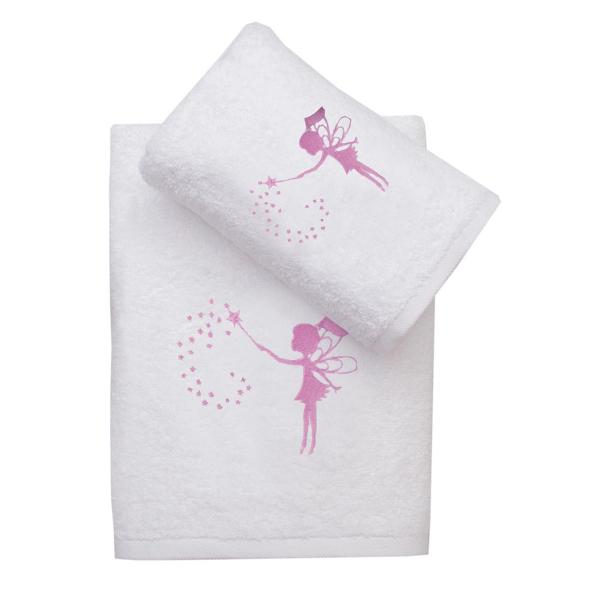 Παιδικές Πετσέτες (Σετ 2τμχ) Viopros Τίνκελ