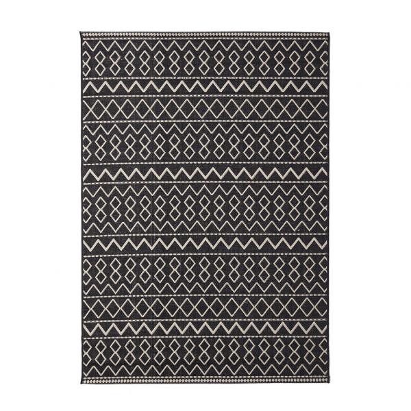 Χαλί Διαδρόμου (67x140) Royal Carpets Flox 8020/1 Black