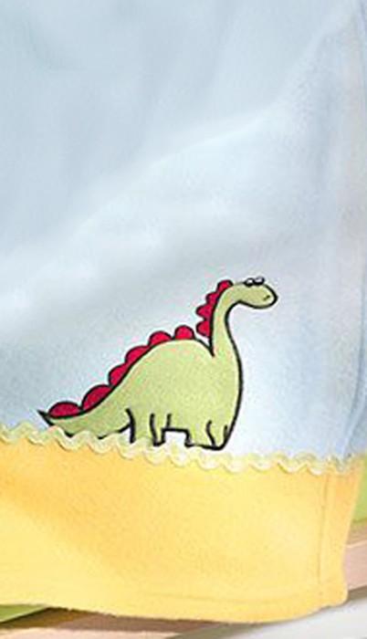 Κουβέρτα Fleece Κούνιας Nima Fairytale Dino