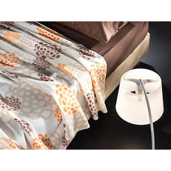 Κουβερτα Fleece Μονή Nima Glam 06