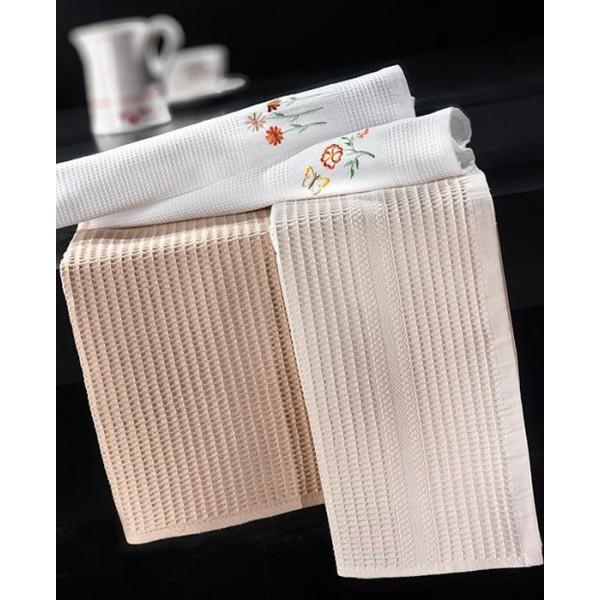 Πετσέτες Κουζίνας (Σετ 4τμχ) Nima Brunch Sorbet 02