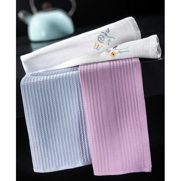 Πετσέτες Κουζίνας (Σετ 4τμχ) Nima Brunch Sorbet 01