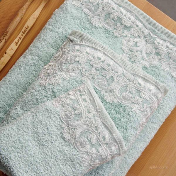 Πετσέτες Μπάνιου (Σετ 3τμχ) Palamaiki Towels Sandy