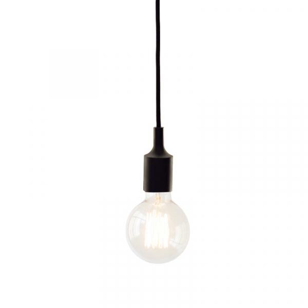 Ανάρτηση Φωτιστικού Οροφής Aca SUTP102B Black