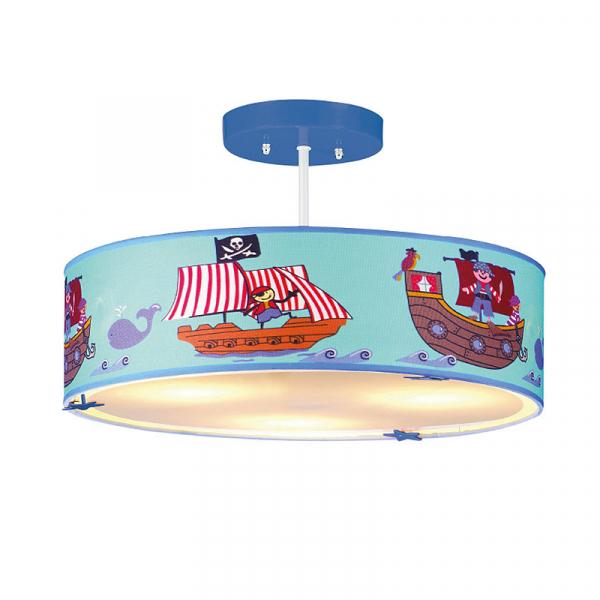 Παιδικό Φωτιστικό Οροφής Τρίφωτο Aca MD130263 Multi