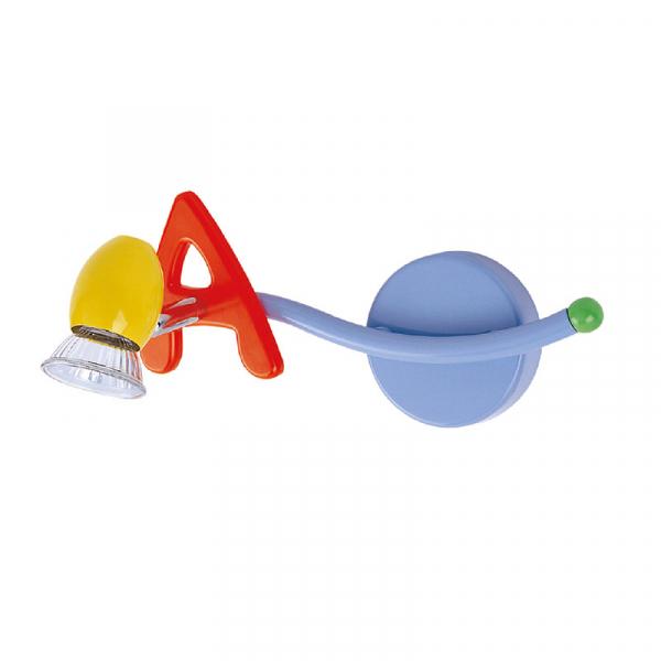 Παιδική Απλίκα Τοίχου Aca 1411DB Multi