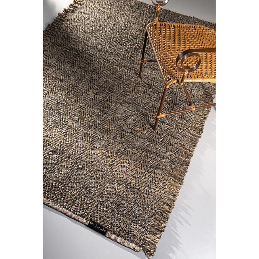 Χαλί Καλοκαιρινό (130×200) Guy Laroche Urban Grey
