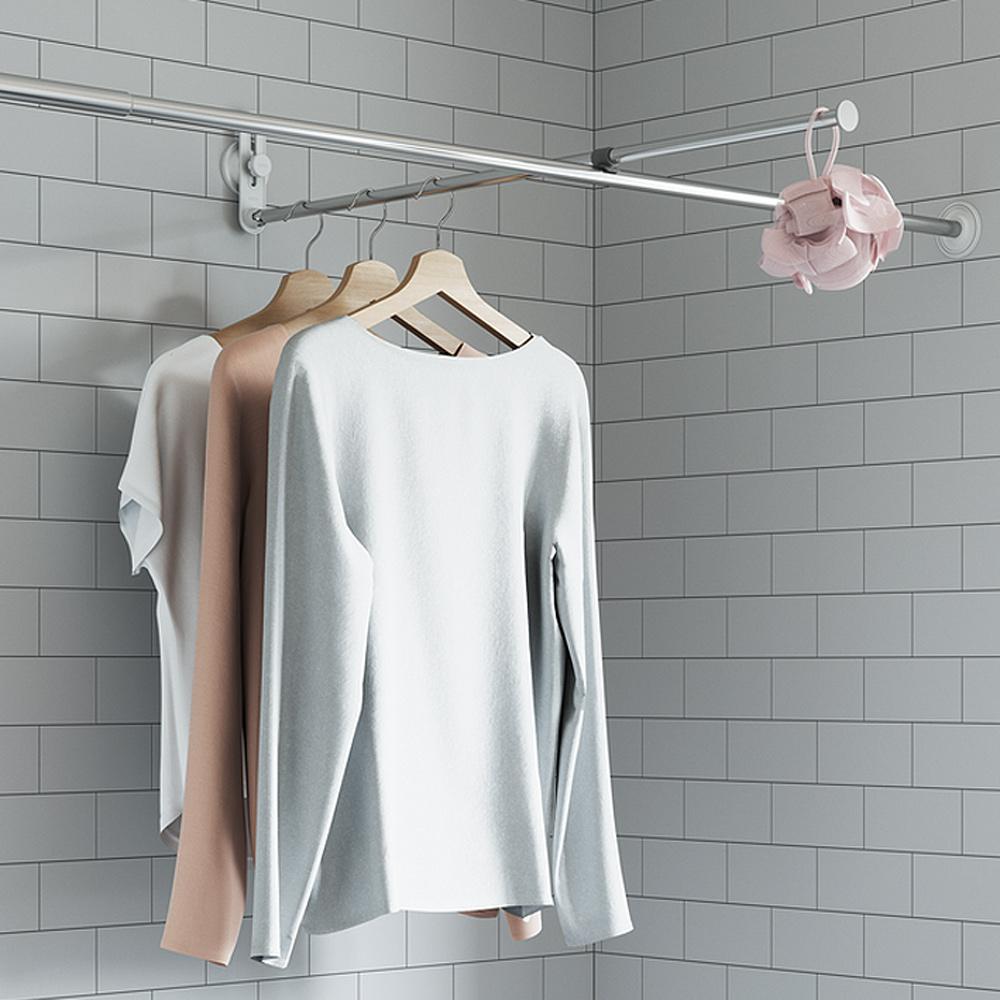 Κρεμάστρα Πτυσσόμενη Για Πετσέτες Umbra Dry Bar 1010789-158