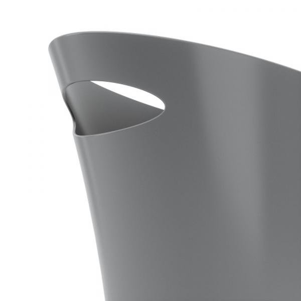 Καλάθι Απορριμμάτων (17x33) Umbra 7.5Lit Skinny Charcoal 1014555-149