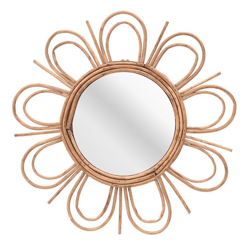 Διακοσμητικός Καθρέφτης Τοίχου InArt 3-95-576-0002