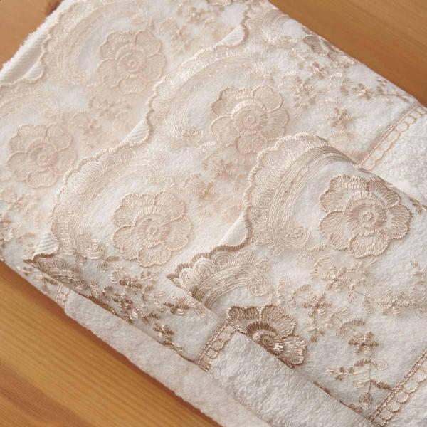Πετσέτες Μπάνιου (Σετ 3τμχ) Palamaiki Towels Patty